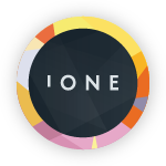 iONE JS - logo