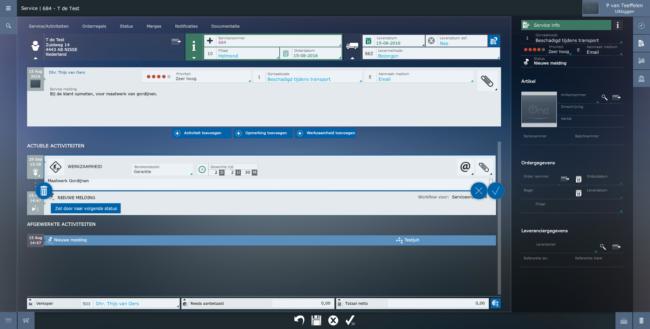 Altijd een voortreffelijke service met de iONE software service module