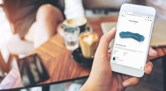 Webshop integratie voor woonwinkels
