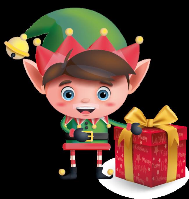 KerstElf1