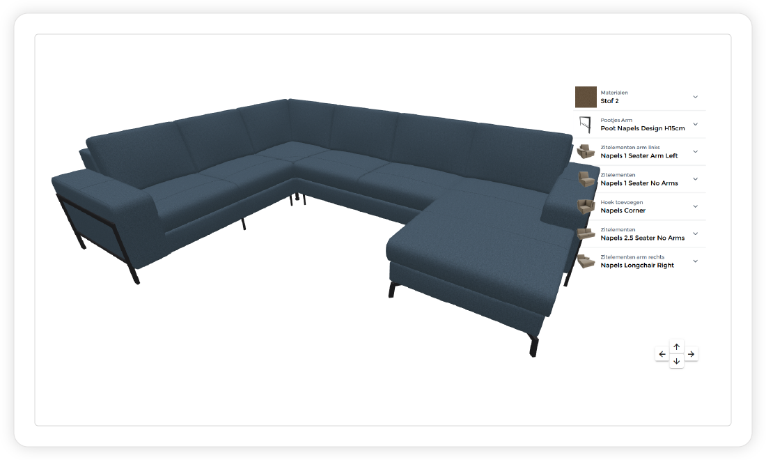 3D product configurator furniture cpq_1