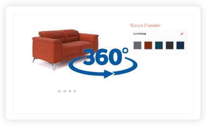 product configurator with 360 viewer_1