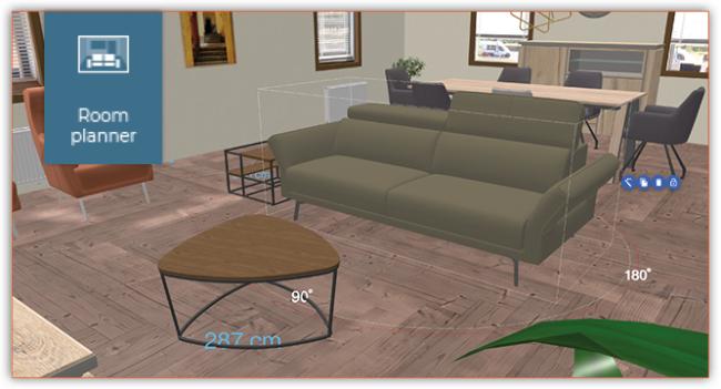 3D Roomplanner