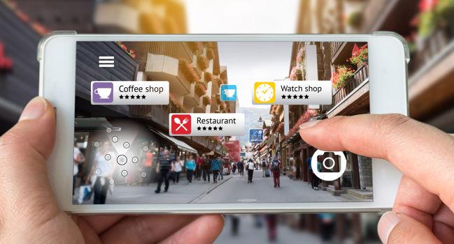 Mogelijkheden van augmented en virtual reality