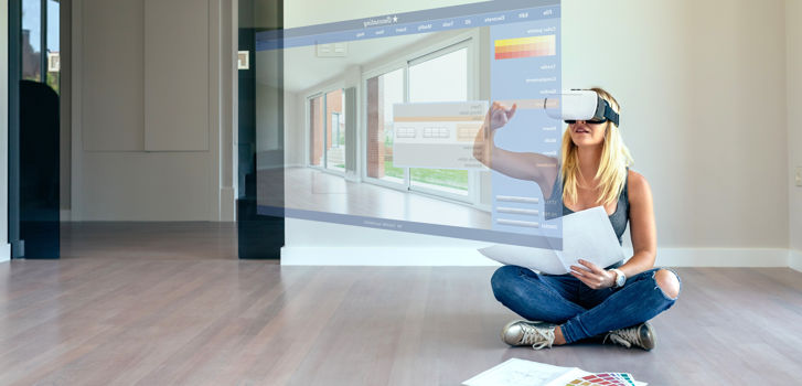 Augmented reality in de woonbranche